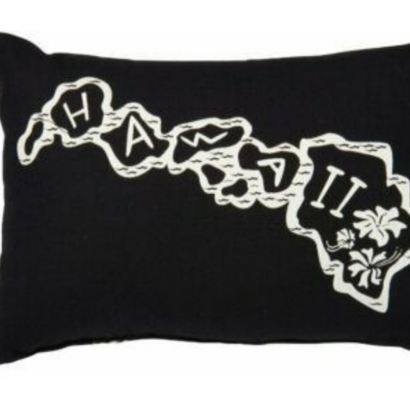 Primitives by Kathy Other - Primitives by Kathy Black Hawaii Pillow